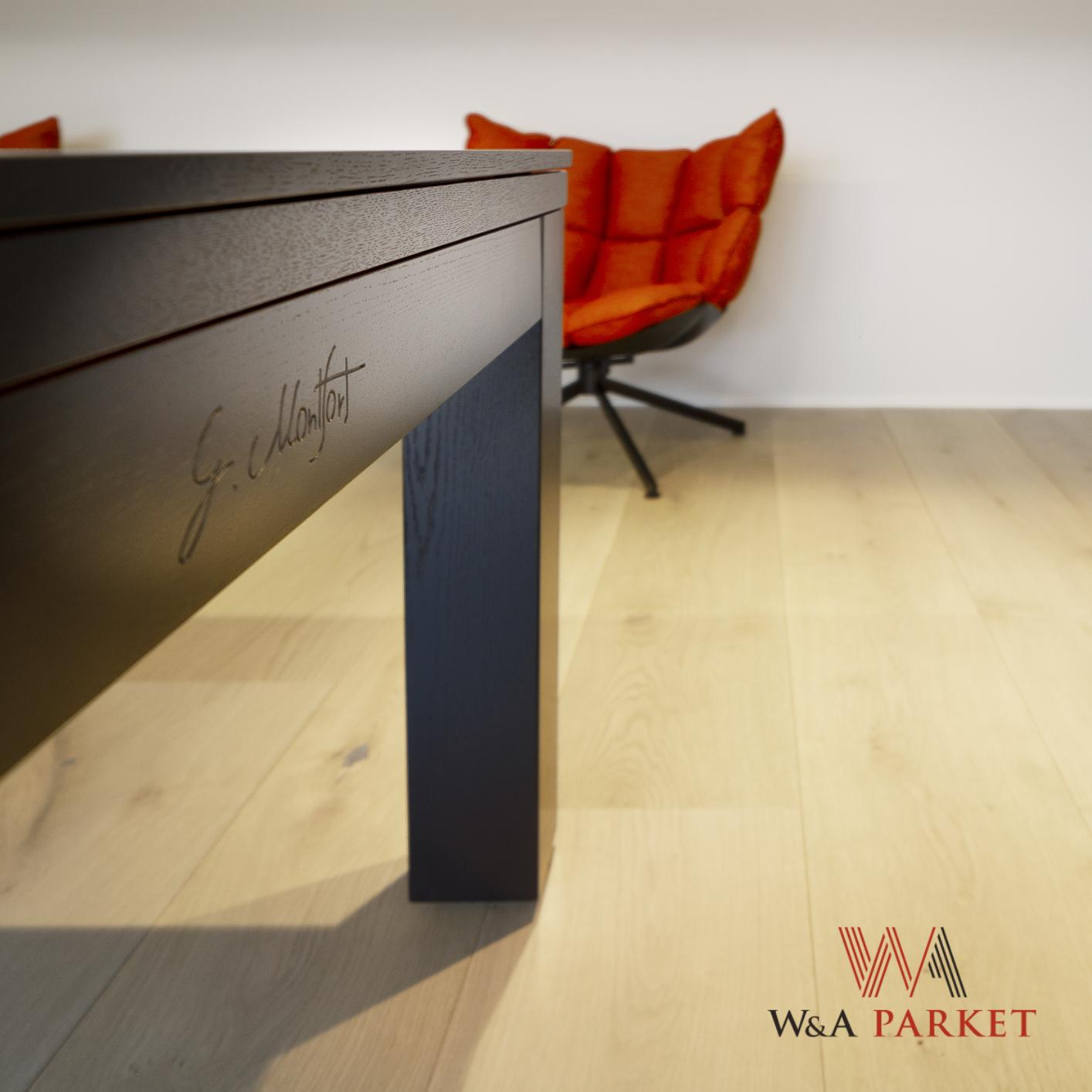 Di legno Nibbia eik rustiek exclusief 30cm