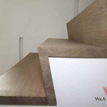 Di legno ostia - massieve trap Zig-zag