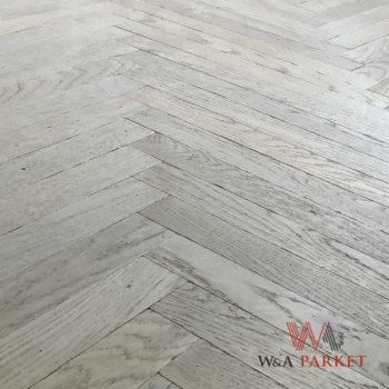 Di legno visgraat eik ostia 5cm