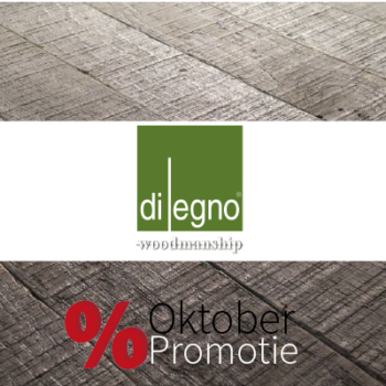 di legno promotie oktober 2019