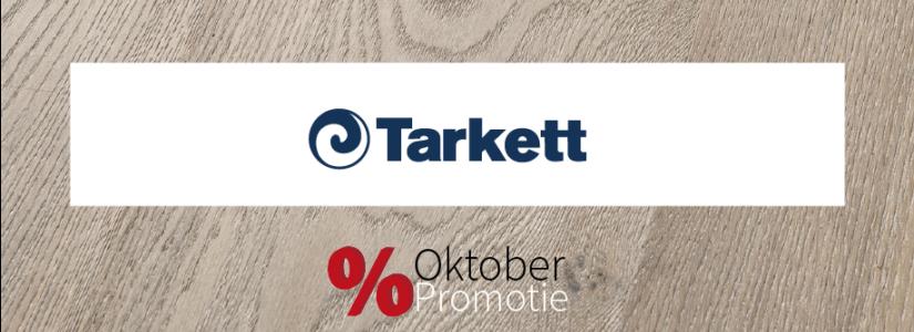 tarkett promotie oktober 2019
