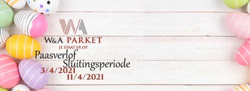 paasverlof 2021 aankondiging